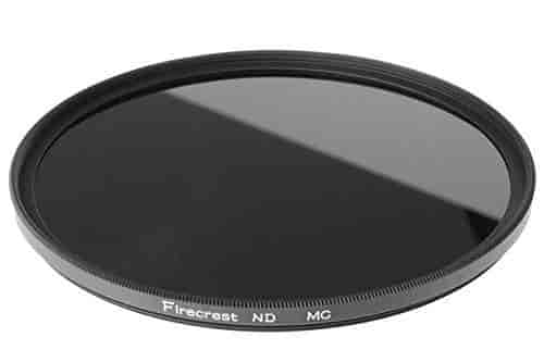 95mm NiSi Round 3-Stop ND8 Filter NIR-ND0.9-95 from Ikan