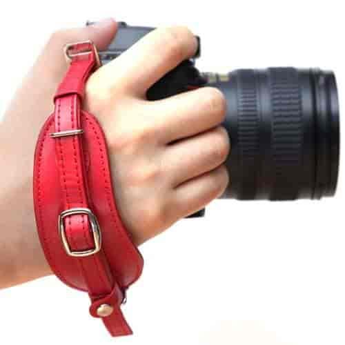 Compatible with DVR 600FHD DURAGADGET Handy Camera Metal Adjustable Wrist Strap