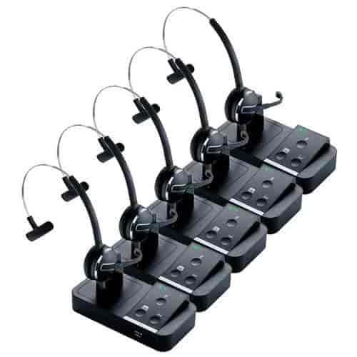 Buy Jabra PRO 9450 Mono Flex-Boom Wireless Headset for