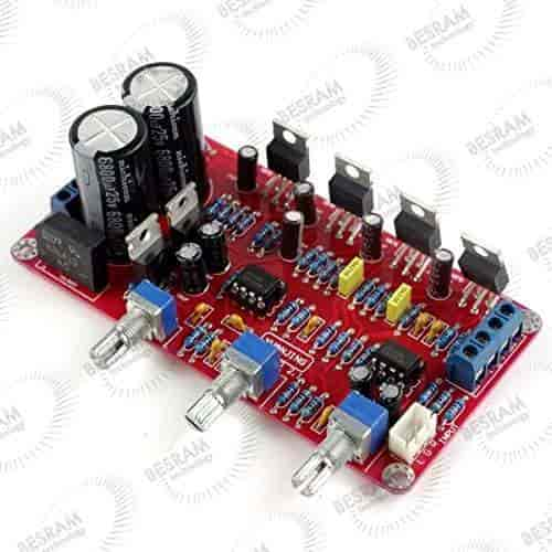 Buy LM1875 NE5532 IC 25W*2+50W Audio Subwoofer Amplifier