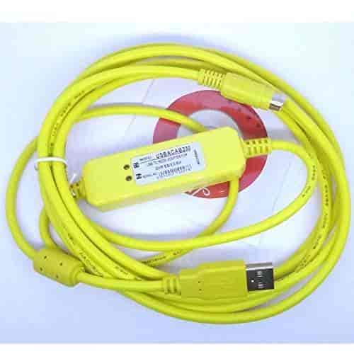 FOR-USBACAB230-USB-DVP-Cable-USB-to-RS232-adapter-DELTA-DVP-PLC-of-win7-vista-XP