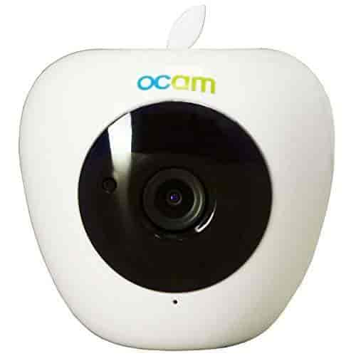 OCam-Apple Wi-Fi Wireless Baby Monitor Security Video Camera /& Nanny Cam DVR iPhone iPad iOS Android