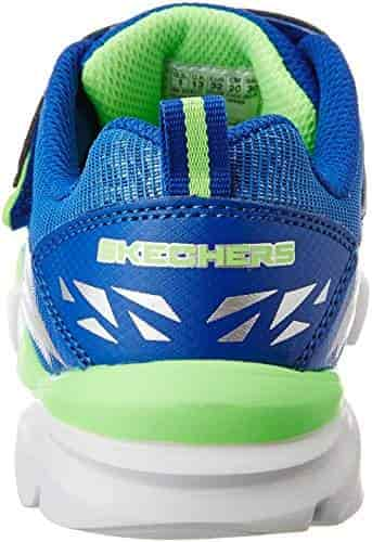 Little Kid//Big Kid Skechers Kids Electronz Blazar Sneaker