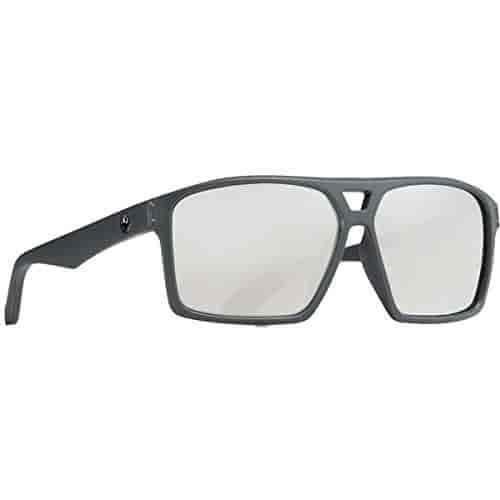 Dragon Alliance Shiny Silver//Silver Ion Status Sunglasses