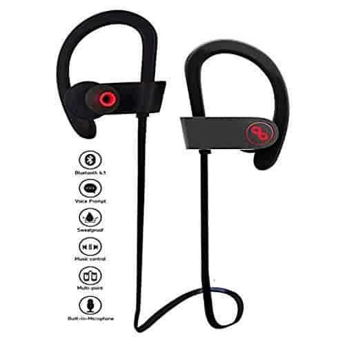 Buy ESTAR Bluetooth 41 Wireless Stereo Headphones Headset Sweatproof Hi Fi Sound Hands Free Calling COMPATIBLE With Lenovo Tab 2 A10 70 Features