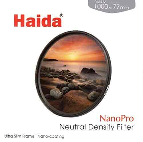Haida NanoPro MC 100mm ND32000 Filter Optical Glass Neutral Density ND4.5 15 Stop 100 Cokin Z Compatible
