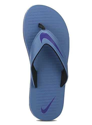 timeless design cc1f2 b3b70 Nike-Mens-Chroma-Thong-5-Blue-Flip-Flops-(833808-405)