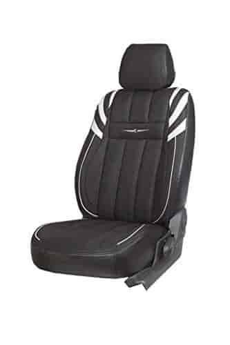 Elegant-Fabric-Car-Seat-Cover-Black-Fresco-Bucket-Sports-for-Honda-Civic