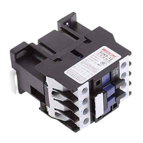 MagiDeal-CJX2-1210-AC-Contactor-Motor-Starter-Relay-220V-Coil-Voltage-Circuit-Control-3-Poles-NO