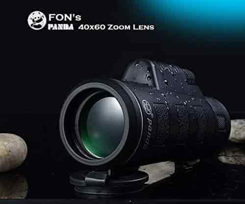 Buy panda binoculars focus zoom monocular telescope