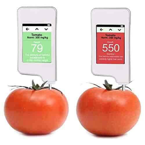Smiledrive-Greentest-Digital-Nitrate-Detector-For-Fruits-Vegetables-Meat-Fish-High-Accuracy(White)