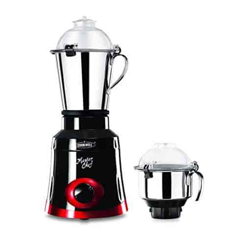 COOKWELL-1100-watts-Commercial-Master-Chef-Mixer-Grinder-with-2-Litre-amp-1-Litre-Jars-21000-RPM-for-Hotels-Restaurant-Catering-Canteen