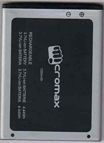 Micromax Battery For S300