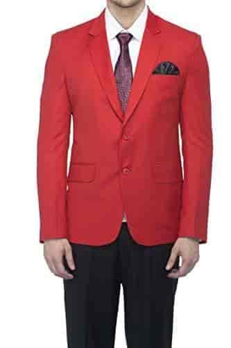 FAVOROSKI-Mens-Slim-Fit-Casual-Blazer-Tuxedo-(New-FAVBL161119-RED-3XL-Red-46)