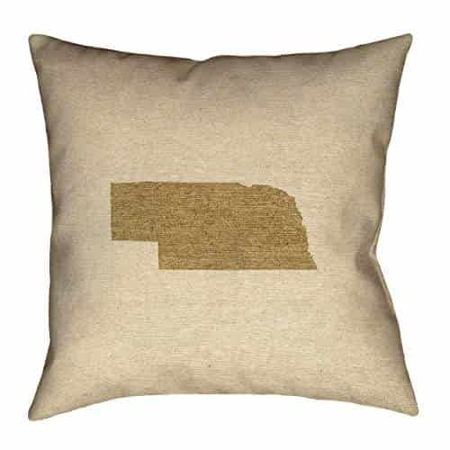 Rizzy Home T05278 Decorative Solid Poly Filled Throw Pillow 20 x 20 Sage