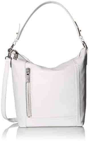 Buy FRYE Lena Zip Leather Hobo Shoulder