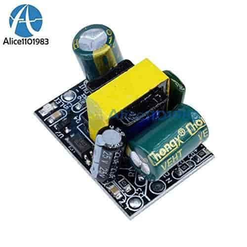 AC-DC 5V 3.5W 700mA Buck Converter Step Down Power Supply Module F Arduino
