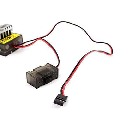 Buy Tradico® RC ESC 320A Brushed Speed Controller for RC Car