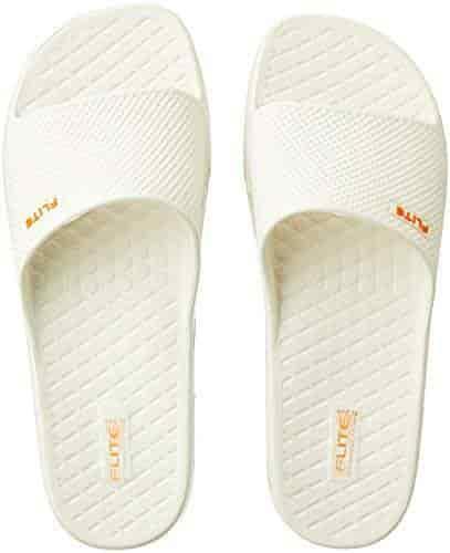 Buy FLITE Men's White Flip Flops Thong