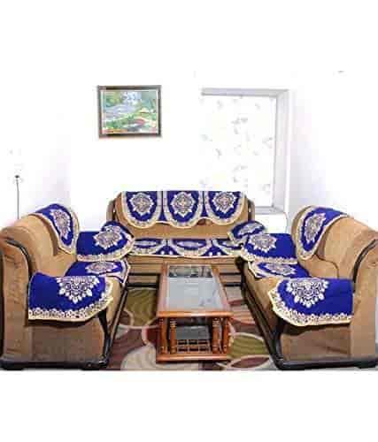 Combo Designer Cotton Sofa Covers