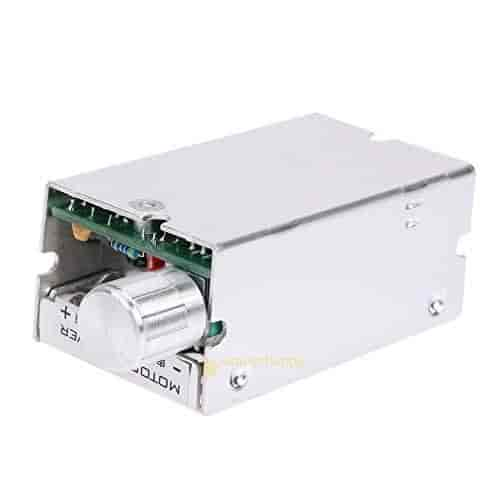 10-60V 10A DC Motor Speed Controller Adjustable Variable Speed Switch