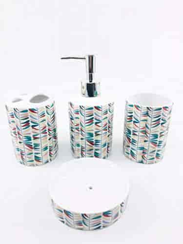 Go Hooked Designer Bathroom Sets