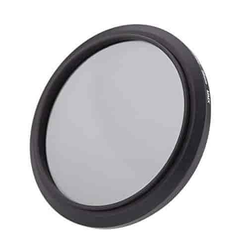 Ruili 58mm Slim Fader Variable ND Neutral Density Adjustable ND2 to ND400 Lens Filter for DSLR Cameras