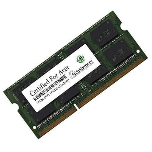 8GB 2x4GB RAM Memory Compatible with Dell Vostro 3550 Notebooks DDR3 A29