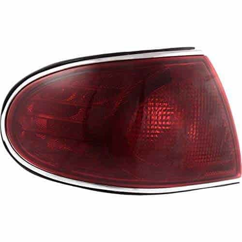 TYC 01-05 Buick LeSabre Taillight Taillamp Rear Brake Light Left Driver Side LH