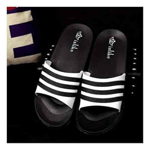Summer Men/'s Sports Slide Beach Flip Flops Shower Shoes Sandals Home Slippers