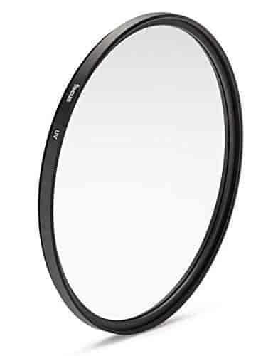 72PEARL2 Black Tiffen Diffusion Filters Camera Lens Sky /& UV Filter