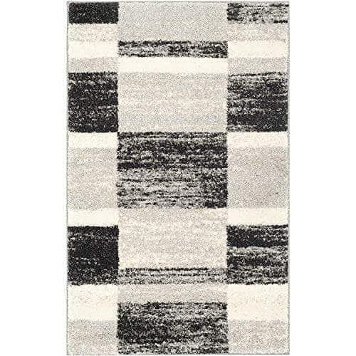 RET2692 9079 Modern Abstract Black