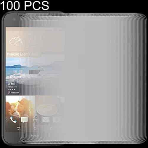 XHC Screen Protector Film 100 PCS for Nokia 7 Plus 0.26mm 9H Surface Hardness 2.5D Explosion-Proof Tempered Glass Screen Film Tempered Glass Film
