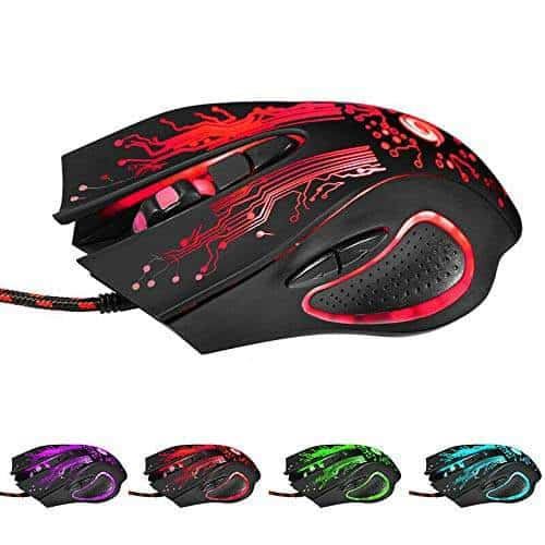 Buy Electroprime 3200dpi Mouse Computers Optical Razer 6d Button 6d Usb Fashion High Quality Features Price Reviews Online In India Justdial