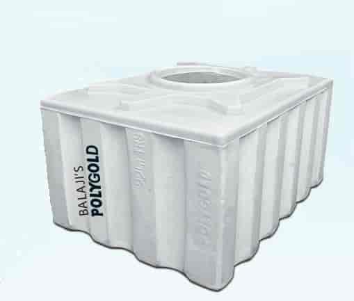 Balaji-Rotomoulders-Polygold-Loft-1000-Litres-Storage-Water-Tank-White