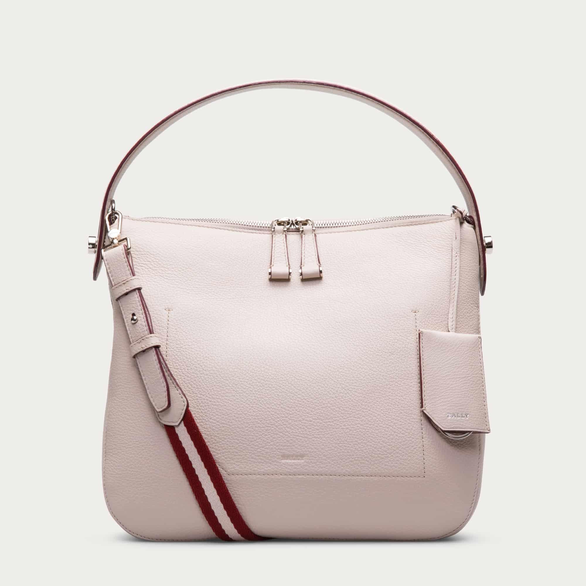 Women Fiona Small Leather Hobo Bag