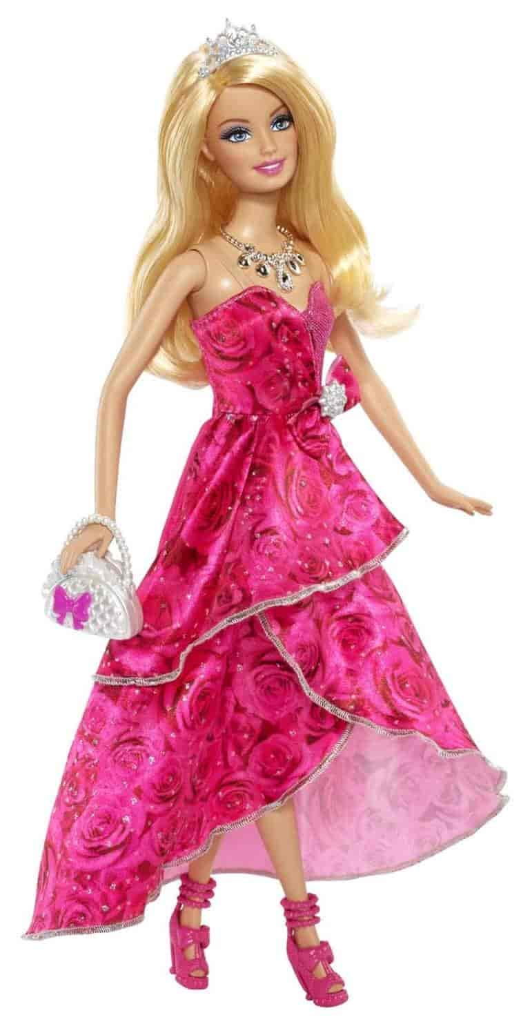 Buy Barbie Doll Happy Birthday Princess Pack Of 1 F Features Price Reviews Online In India Justdial
