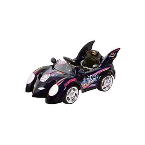 Buy Batman Batmobile Kids Ride On Car Sound Music Children Battery