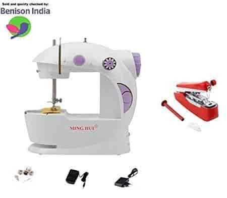 Buy Benison India Premium 40 In 40 Mini Sewing Machine Stapler Amazing Usha Stapler Sewing Machine