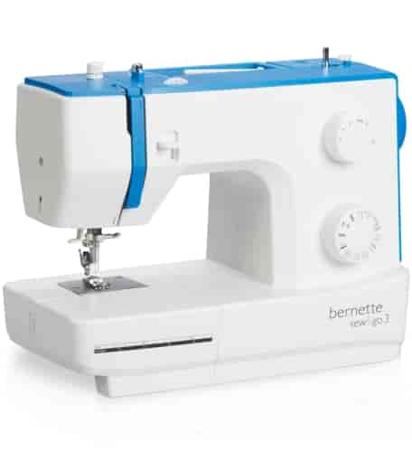 Buy Bernette SewGo 40 Sewing Machine [26740] Features Price Beauteous Bernette 66 Sewing Machine Price