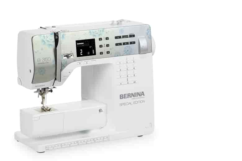 Buy Bernina 40 Series 4050 SE Dandelion Sewing Machine Features Beauteous Bernina Sewing Machine India