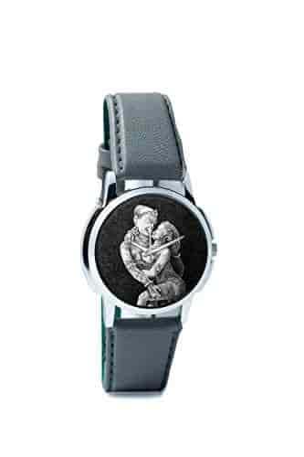 Bigowl Kamasutra Analog Mens Wrist Watch 4314064526 Rs1 W Gry