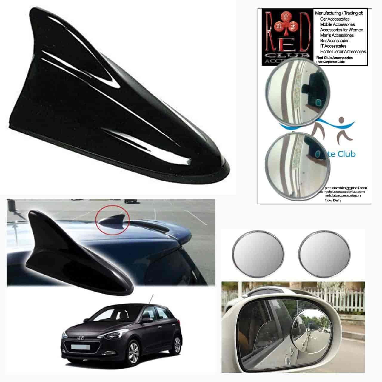 Buy Black Shark Fin Replacement Signal Receiver Antenna for Nissan ...