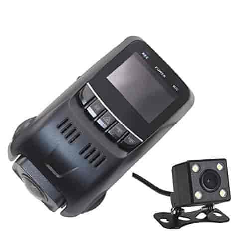 Buy Blueskysea B40D 2ch Dual Lens Front Rearview Super