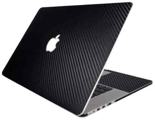 BodyGuardz-Carbon-Fiber-Armor-Protective-Skin-for-Apple-MacBook-Pro-13-Inch-(Black)