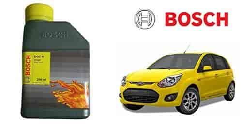 Buy Bosch Car Brake Fluid 020 Dot 4 250ml Ford Figo Features Price