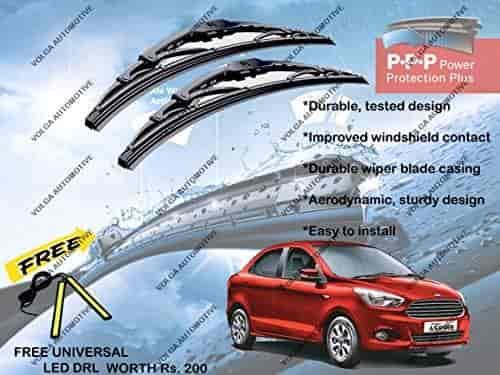 Buy Volga Car Wiper Blades For Ford Figo Aspire Set Of 2 Features