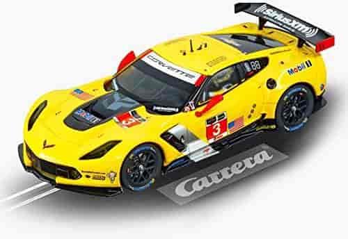 Buy Carrera Digital 132 Chevrolet Corvette C7r No 3 Features