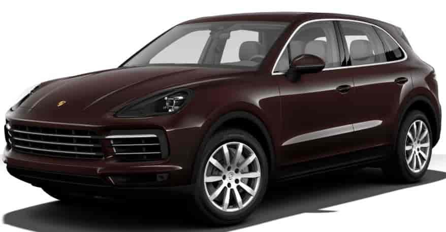 Buy Porsche Cayenne S Mahogany Metallic Features Price Reviews