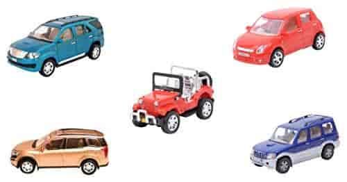 Buy Centy Toys Combo Of Xuv 500 Swift Dezir Fortuner Scorpio And